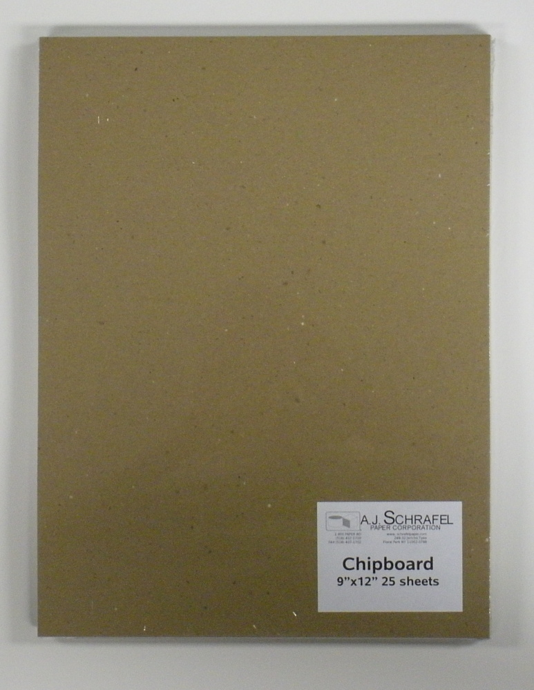 Chipboard 25 sheets/pkt Size: 11 x 17 inches