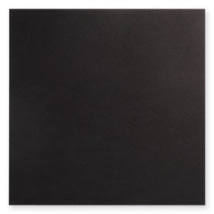 Black Chipboard 25 sheets Size: 9 x 12 inches
